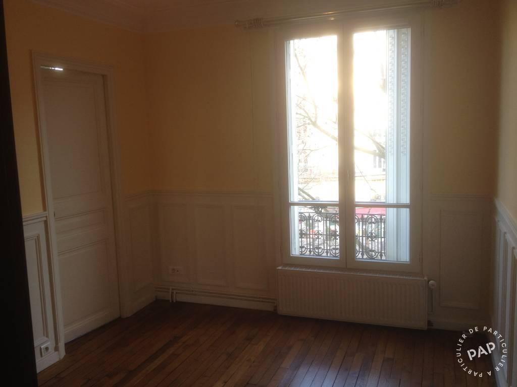 location appartement paris 45 m. Black Bedroom Furniture Sets. Home Design Ideas