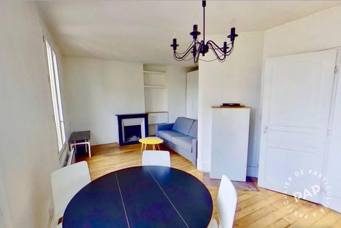 Location Appartement Paris 28m² 1.090€