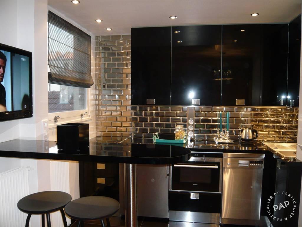 Location Appartement Saint-Mande (94160) 30m² 990€