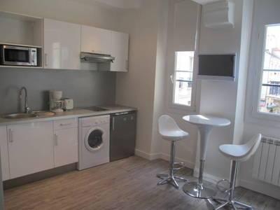 Location meublée studio 26m² Paris 5E - 1.290€