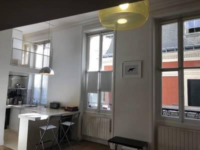 Location meubl�e appartement 3pi�ces 60m� Asnieres-Sur-Seine (92600) - 1.450€