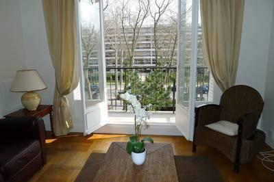 Location meubl�e appartement 2pi�ces 53m� Neuilly-Sur-Seine (92200) - 1.690€