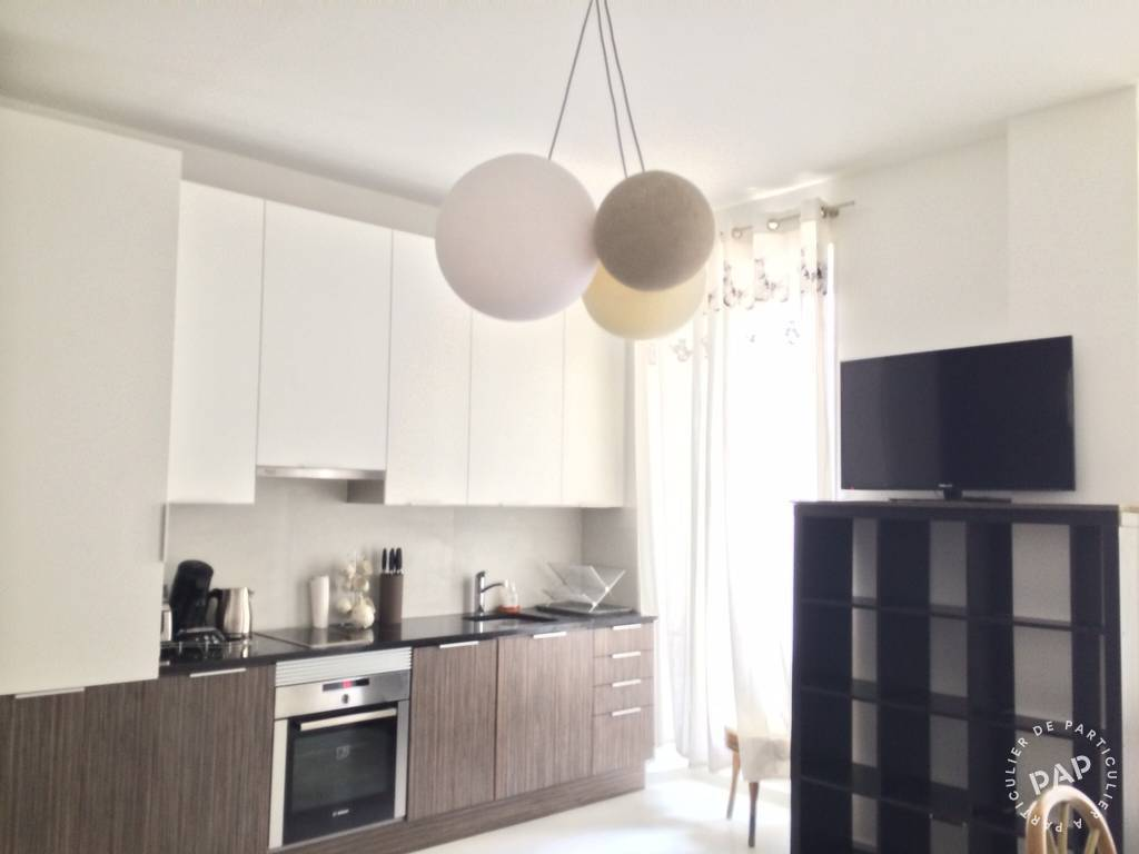 Location Appartement Nice 37m² 800€