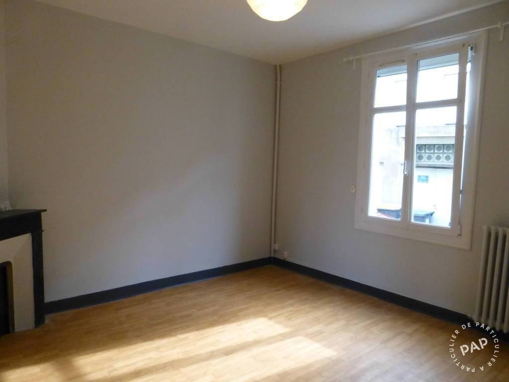 Location appartement studio Tours (37)