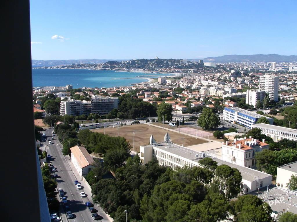 Location Appartement 4 pièces Marseille 8e