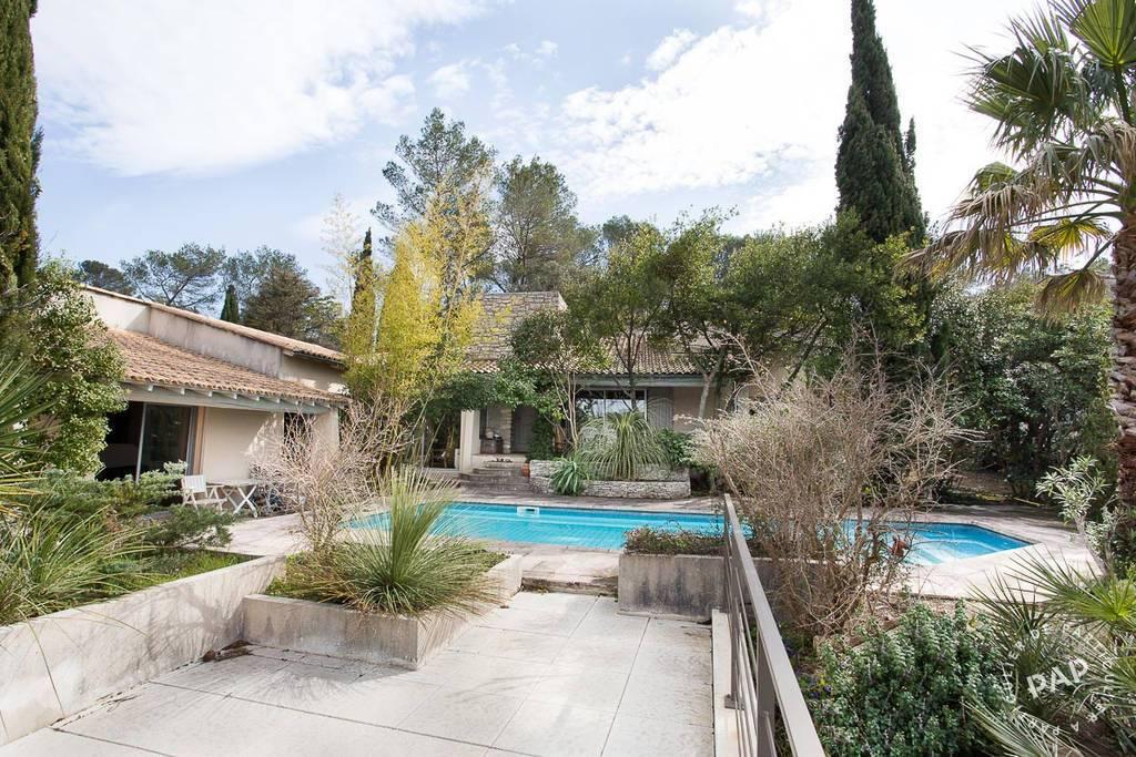 Vente maison nimes 30 190 m² 495 000nbsp