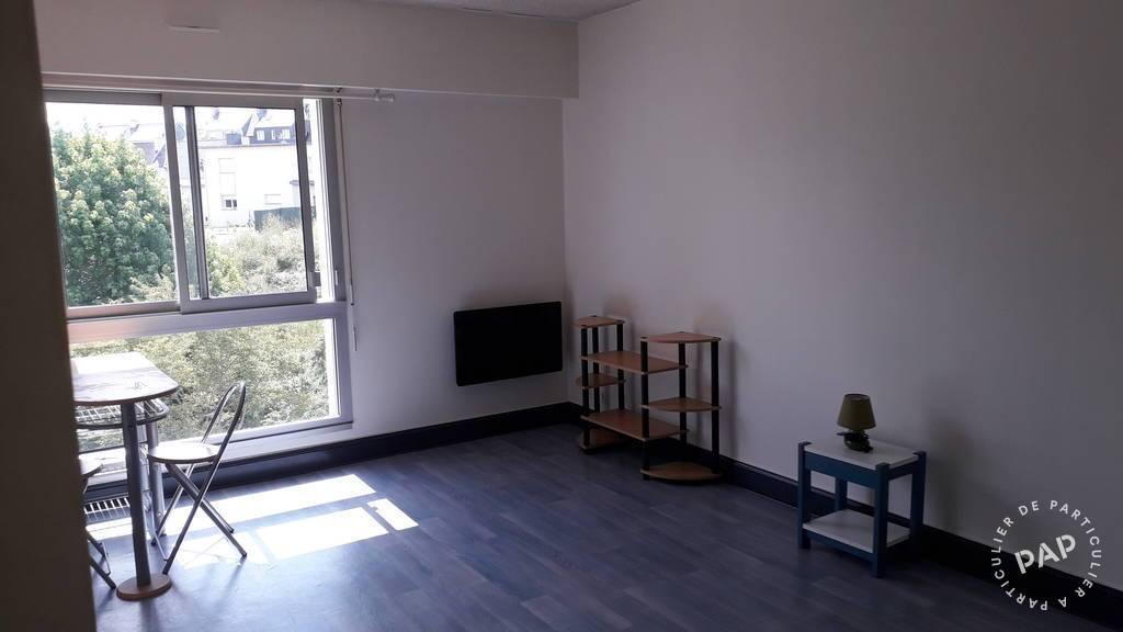 Location appartement studio Quimper (29000)