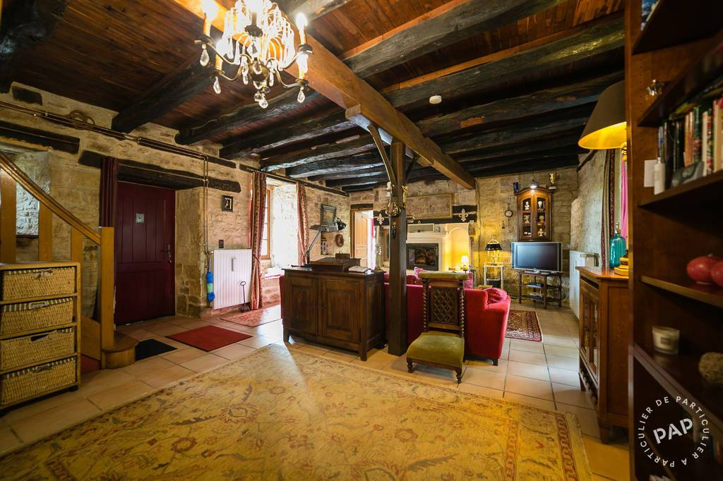 Vente immobilier 376.000€ 25 Km De Sarlat, 7 Km De Gourdon