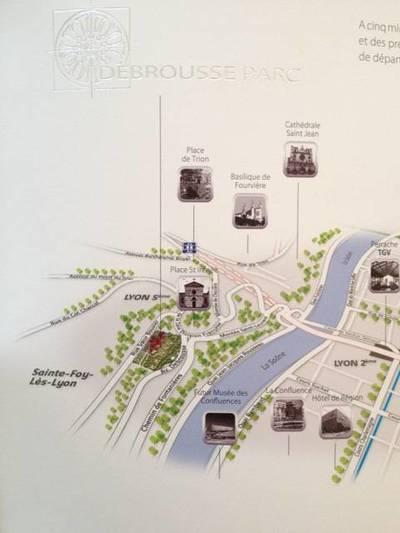 Location appartement 2pièces 57m² Lyon 5E - 695€