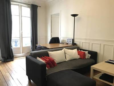 Location meublée appartement 3pièces 55m² Paris 15E - 1.680€