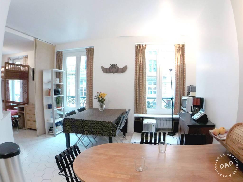 Location meubl e appartement 4 pi ces 100 m paris 18e for Location studio meuble paris 16
