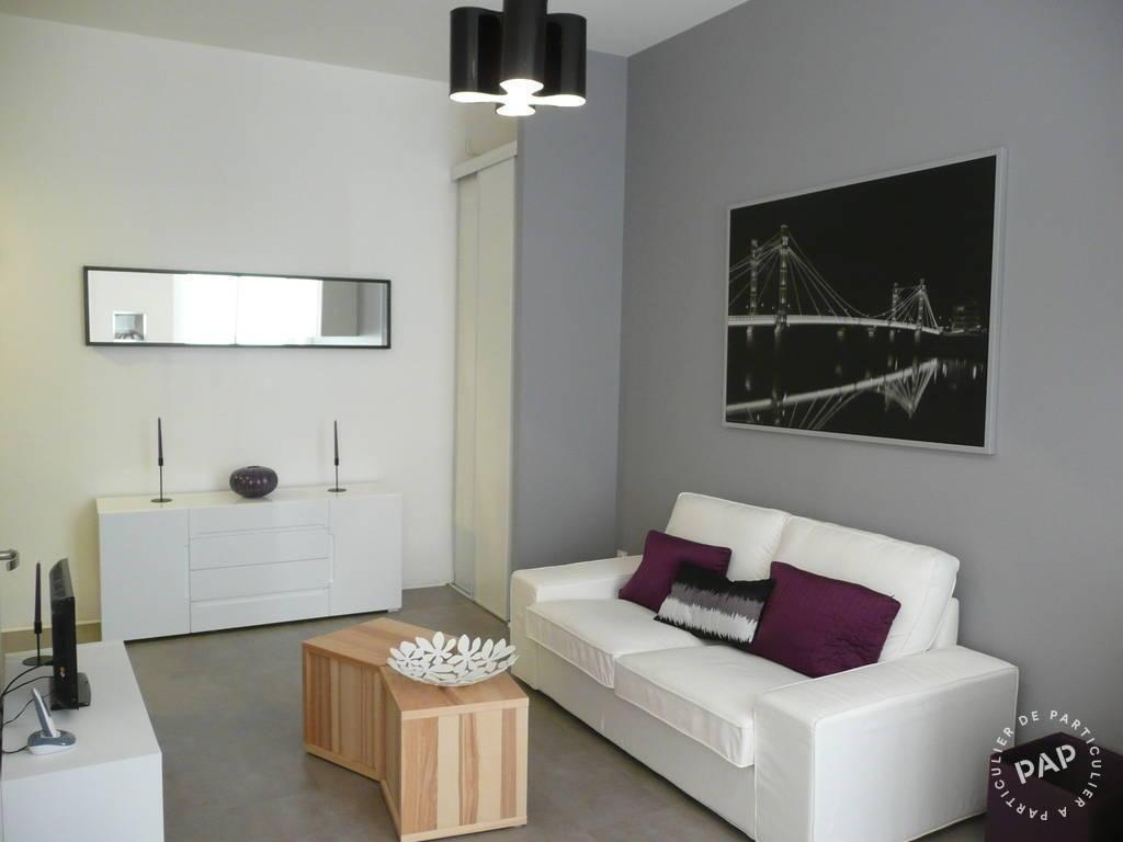Location meubl e appartement 2 pi ces 34 m lyon 1er 34 - Location meuble lyon particulier ...