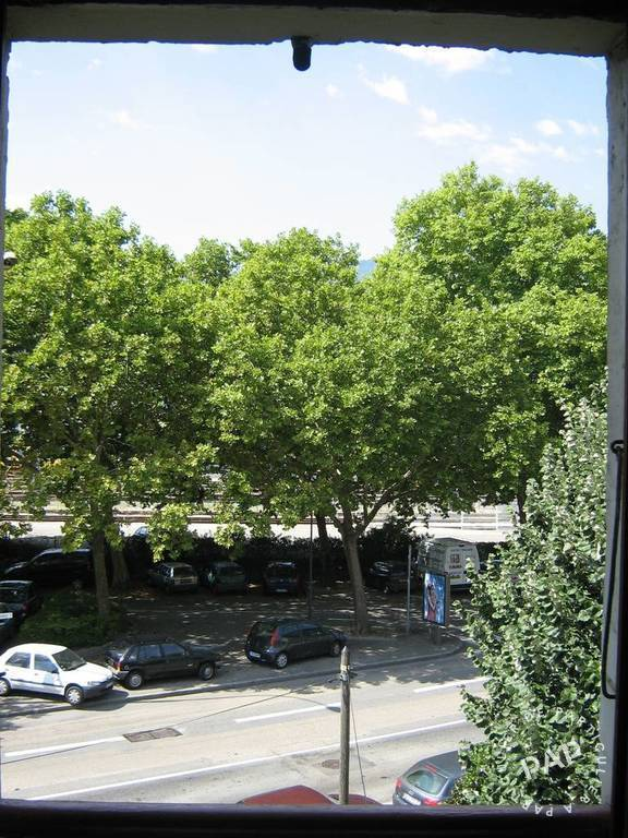 Location appartement grenoble 35 m 450 for Amenagement appartement grenoble