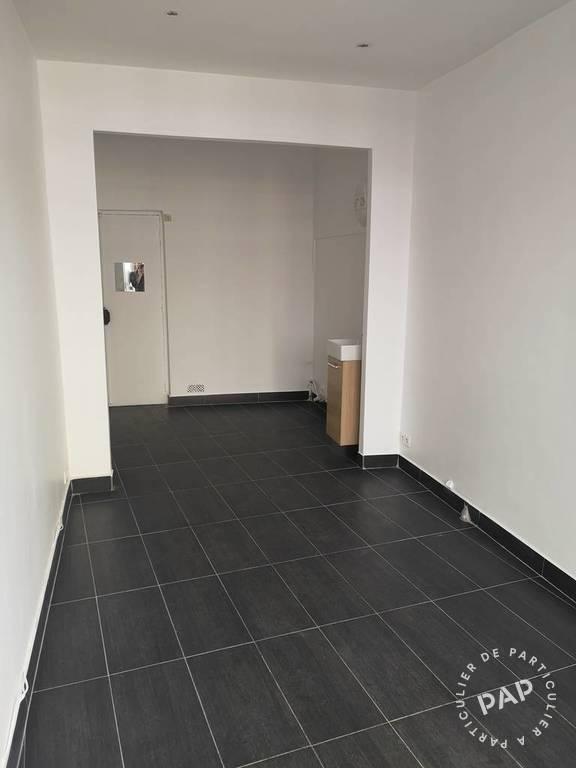 Vente et location Local commercial Paris 17E 17m² 1.140€