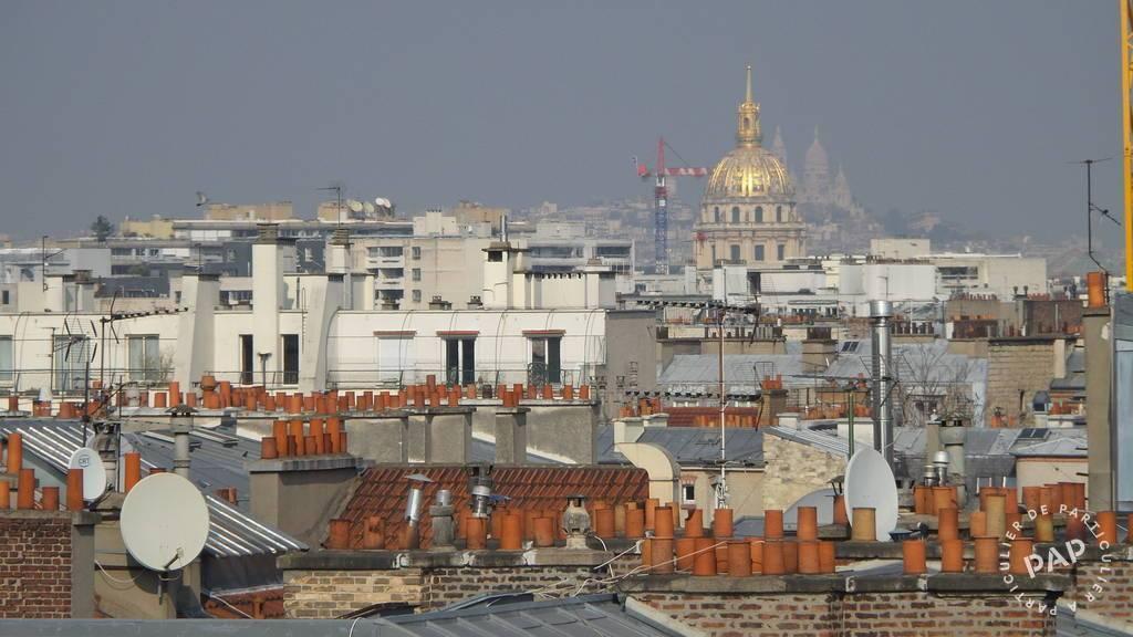 Location Appartement Paris 15E 22m² 1.155€