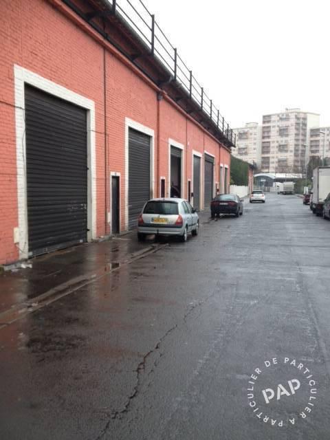 Vente et location Local d'activité Noisy-Le-Sec 220m² 2.500€
