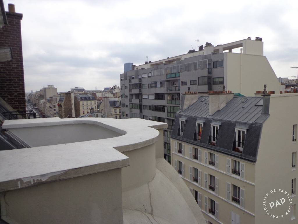 Location Appartement Paris 12m² 575€