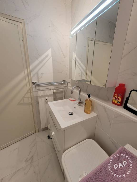 Location Appartement Paris 6E 26m² 1.410€