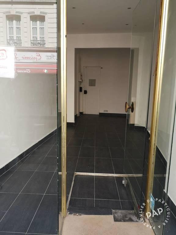 Vente et location immobilier 1.140€ Paris 17E