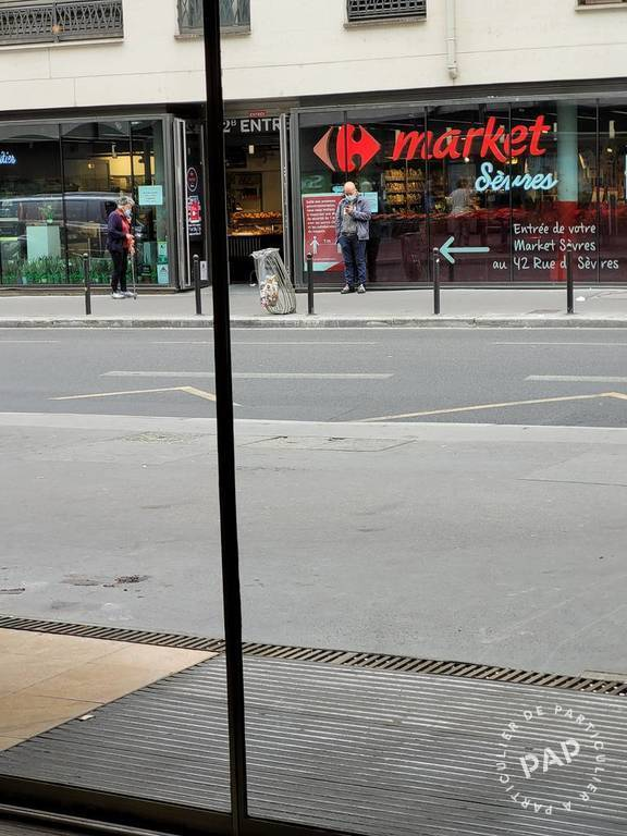 Immobilier Paris 6E 1.410€ 26m²