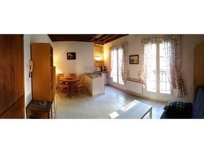 Location meublée appartement 2pièces 28m² Tours (37) - 575€