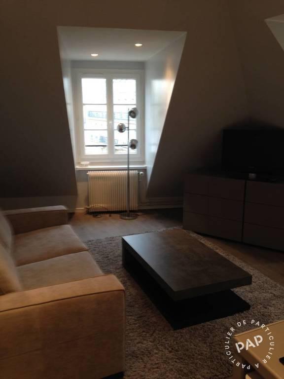 Location meubl e studio 15 m paris 9e 15 m 950 - Location studio meuble paris particulier ...