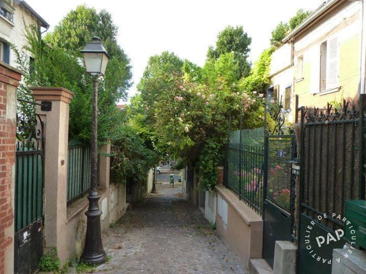 Location Maison Paris 100 M