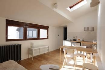 Location meublée studio 21m² Montreuil (93100) - 795€