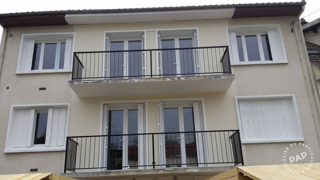 Location Appartement Sevran 27 m² 790 €