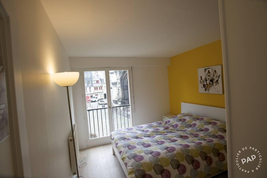 location meubl e appartement 3 pi ces 60 m rouen 76 60 m e de particulier. Black Bedroom Furniture Sets. Home Design Ideas