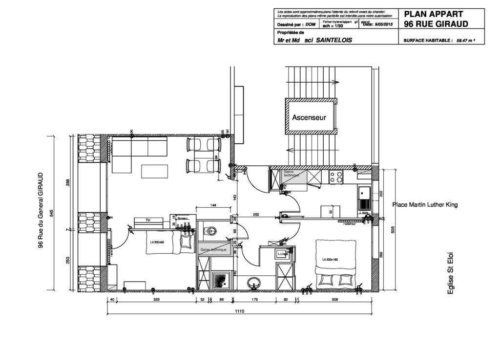 location meubl e appartement 3 pi ces 60 m rouen 60 m 900 euros de particulier. Black Bedroom Furniture Sets. Home Design Ideas