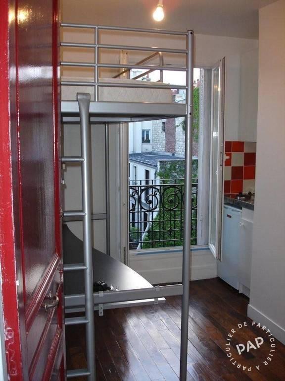 location meubl e studio 9 m paris 16e 9 m 520 e de particulier particulier pap. Black Bedroom Furniture Sets. Home Design Ideas