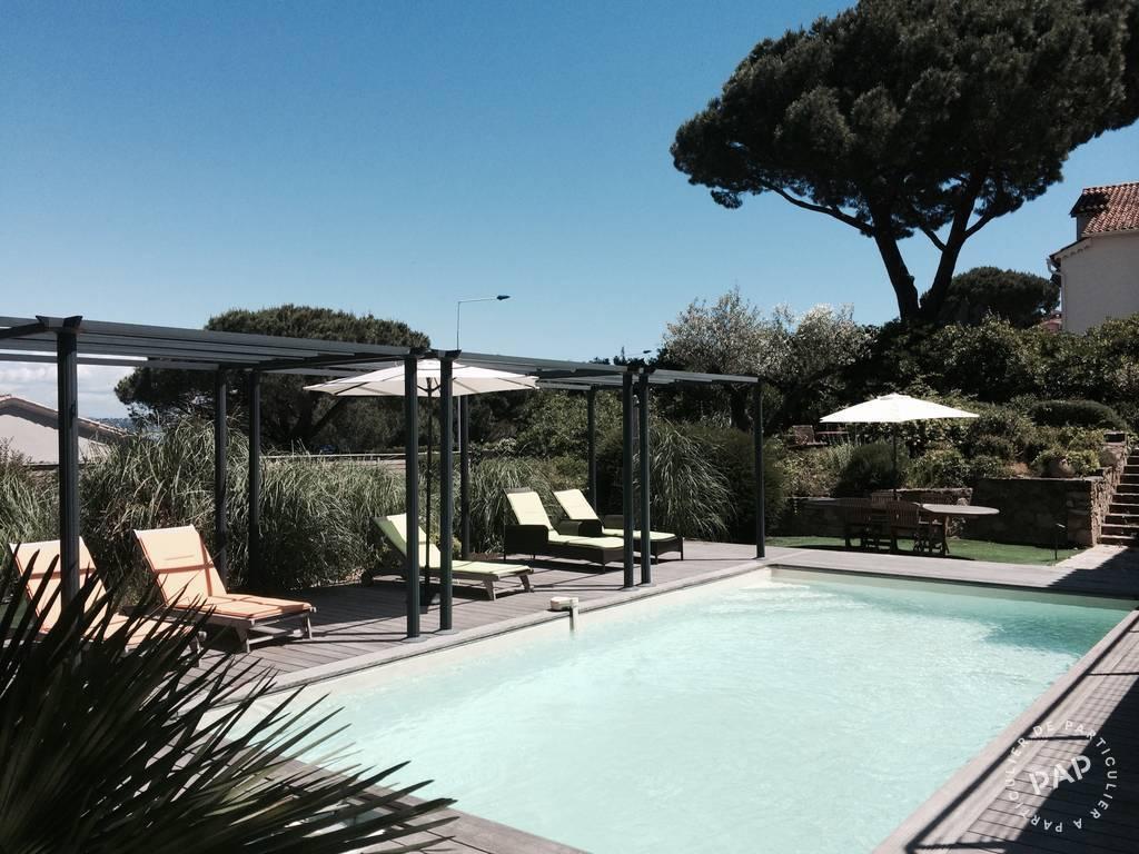 Vente Maison Saint-Tropez 200m² 2.000.000€