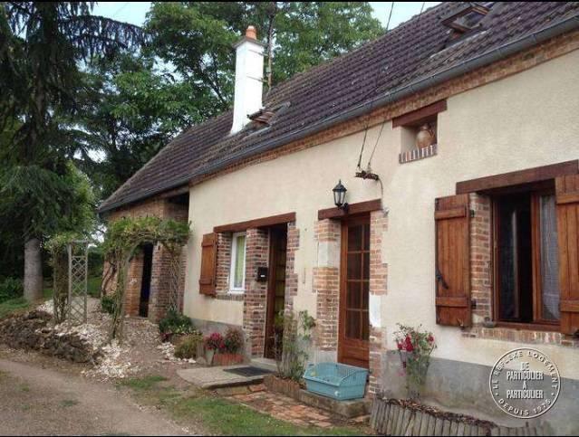 Vente maison 3 pièces Saint-Amand-en-Puisaye (58310)