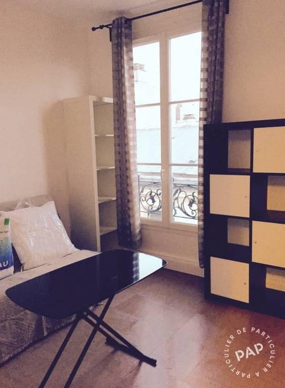 Location Meubl E Appartement 2 Pi Ces 18 M Paris 18 M