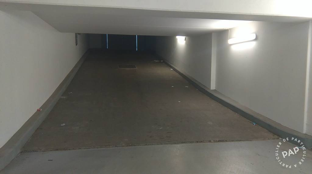 Location garage parking 16 m montrouge 92120 16 m for Garage chatillon montrouge
