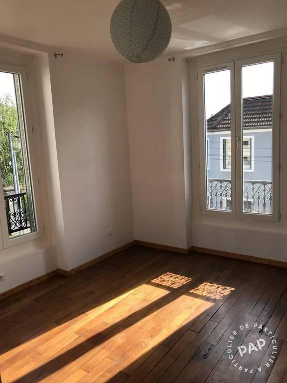 Location Appartement Maisons-Alfort (94700) 60m² 1.100€