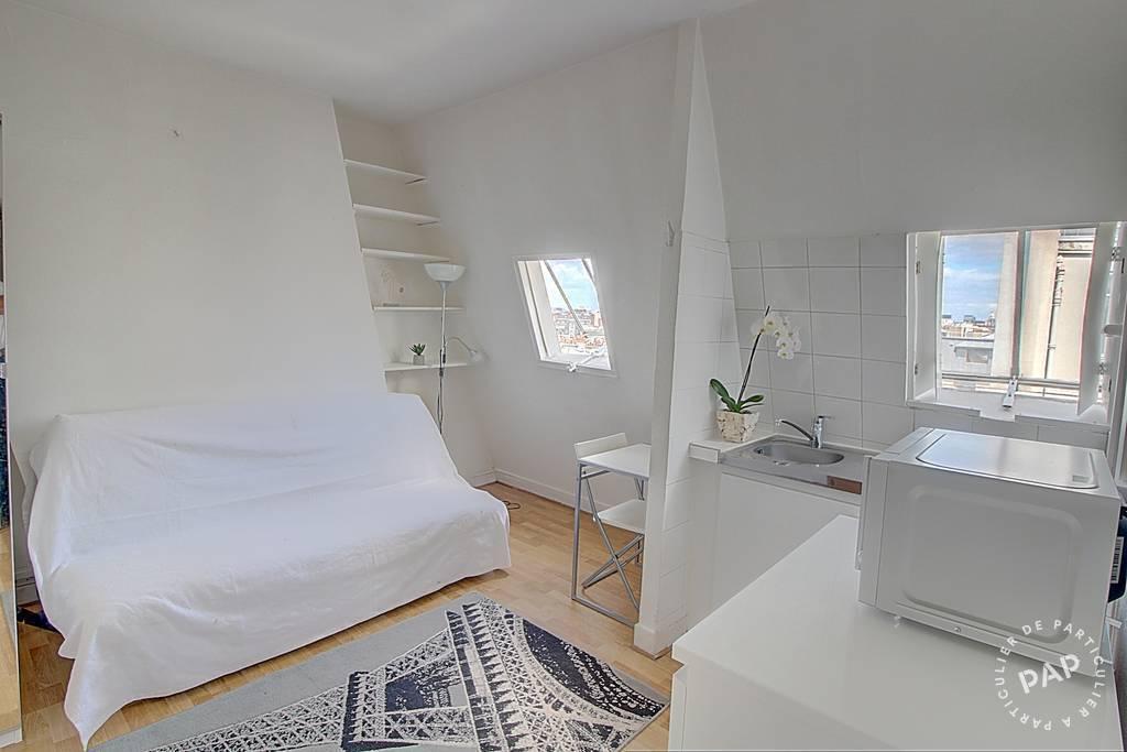 Location meubl e studio 15 m paris 17e 15 m 689 e de particulier particulier pap - Location meublee paris 15 ...