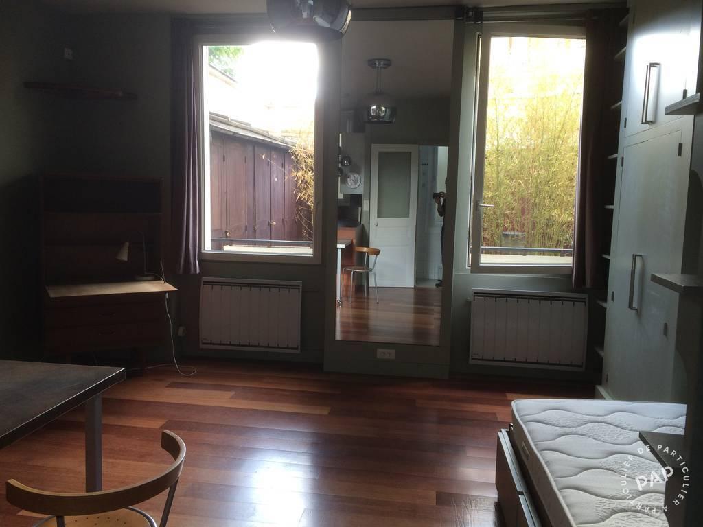 Location Meubl E Studio 30 M Paris 20e 30 M 950