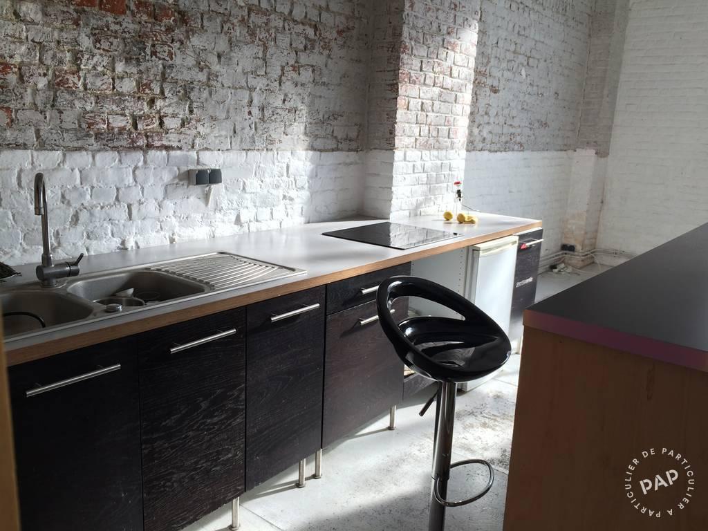 Location loft atelier 230 m lille 230 m euros de particulier - Location atelier lille ...