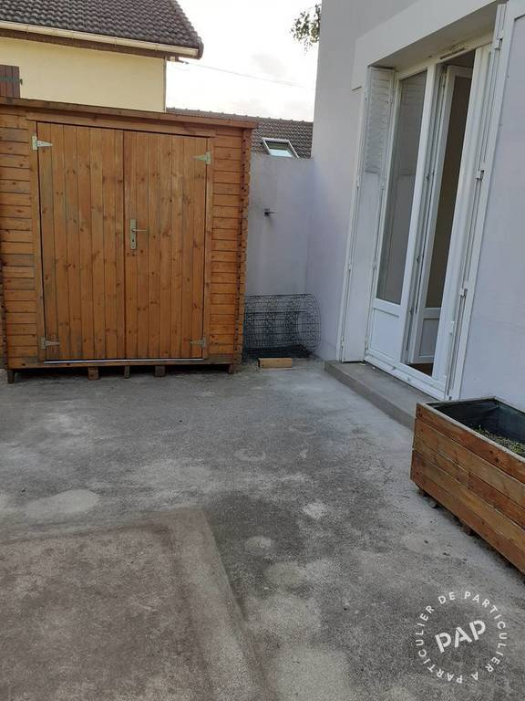 Appartement 850€ 32m² L'haÿ-Les-Roses