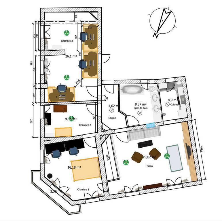 location immobilier alfortville. Black Bedroom Furniture Sets. Home Design Ideas