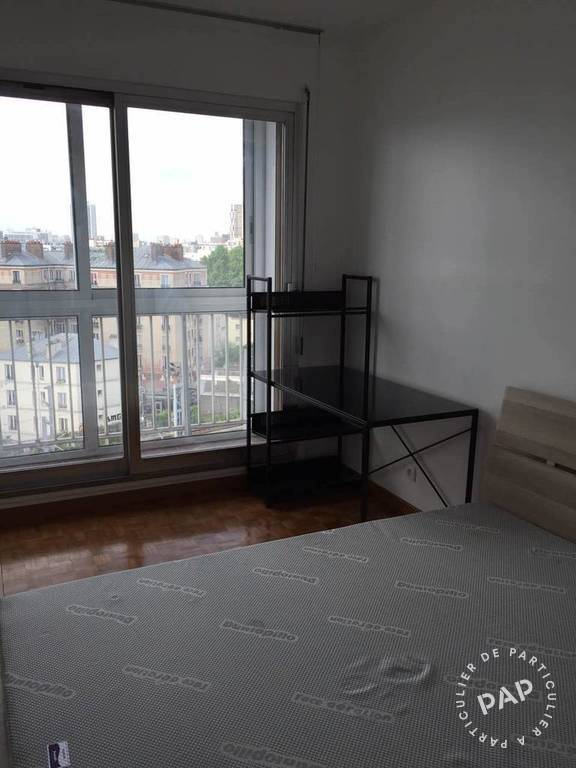 Appartement 450€ 10m² Paris 19E