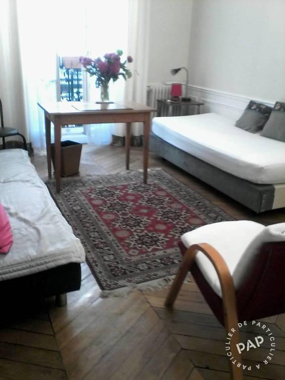 location studio 16 m paris 9e 16 m 700 e de particulier particulier pap. Black Bedroom Furniture Sets. Home Design Ideas