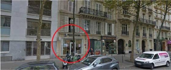 Local commercial Paris - 65m² - 3.700€