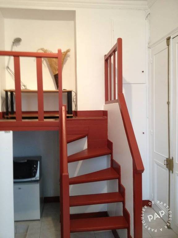 Location meubl e chambre 19 m paris 19 m 790 euros for Chambre 19 paris