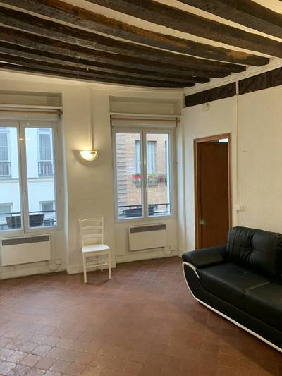 Location meublée appartement 2pièces 34m² Paris 5E - 1.300€