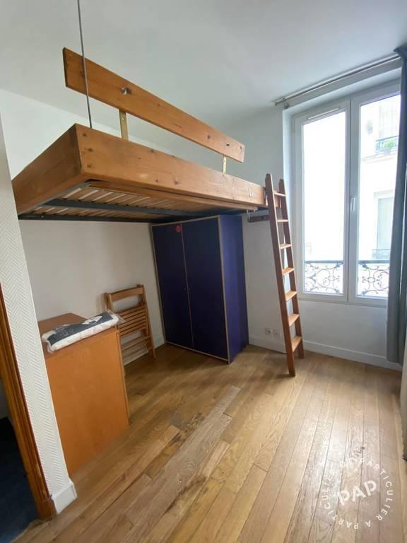 Location Appartement Paris 12m² 675€