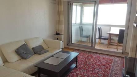 Location meublée appartement 3pièces 54m² Vanves (92170) - 1.350€