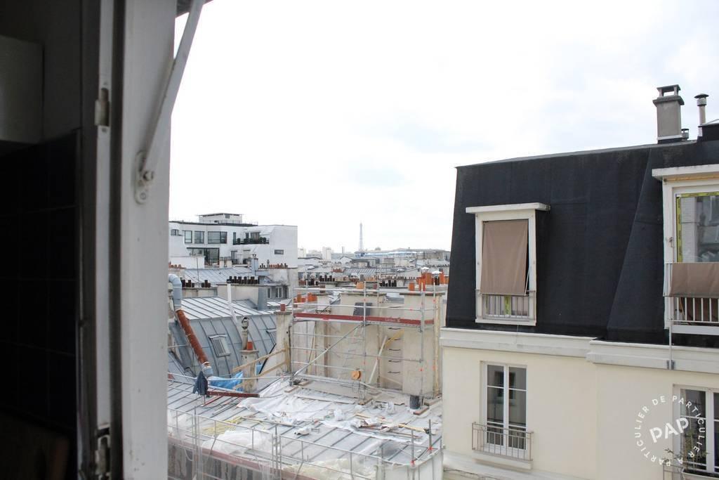 Location Paris 9E 30m²